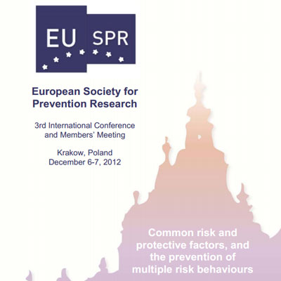EUSPR Conference 2012 – 6 & 7 December 2012 in Krakow, Poland!