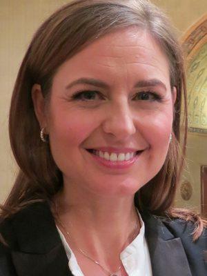 Dr Johanna Gripenberg